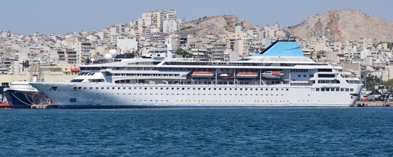 MV Gemini ile Yunan Adaları Gemi Turu