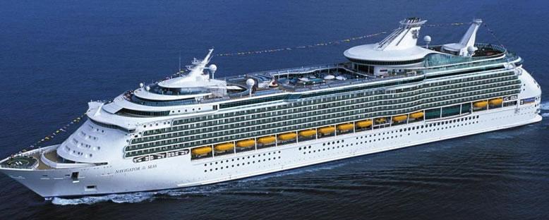Navigator of the Seas Cruise Gemisi