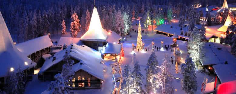 Noel Baba Köyü - Rovaniemi