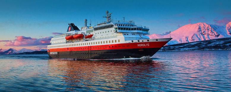 Nordlys Cruise Gemisi