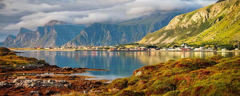 Fiyort Kentleri - Norveç