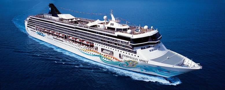 Norwegian Spirit Cruise Gemisi