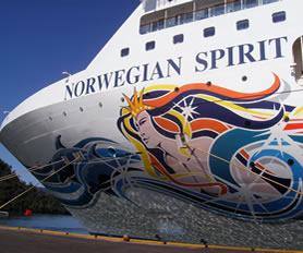 Norwegian SpiritK