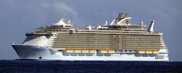 Allure of the Seas Cruise Gemisi