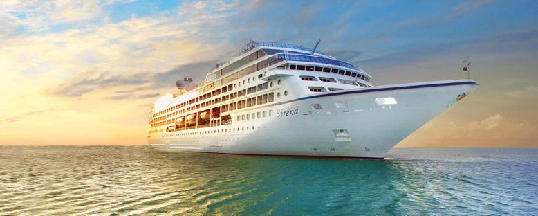 Oceania Sirena Cruise Gemisi
