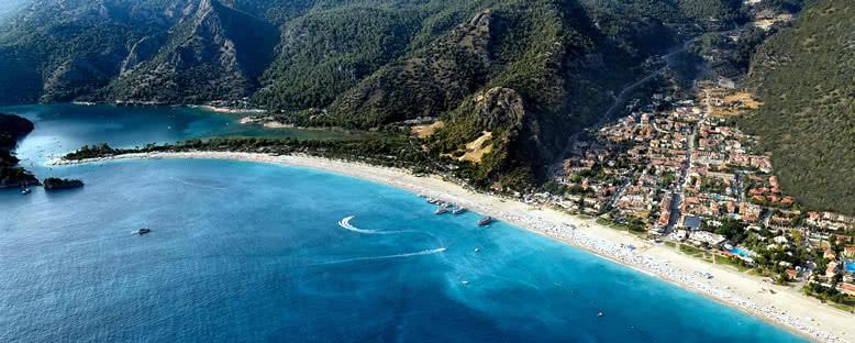 Ölüdeniz Plajı - Fethiye