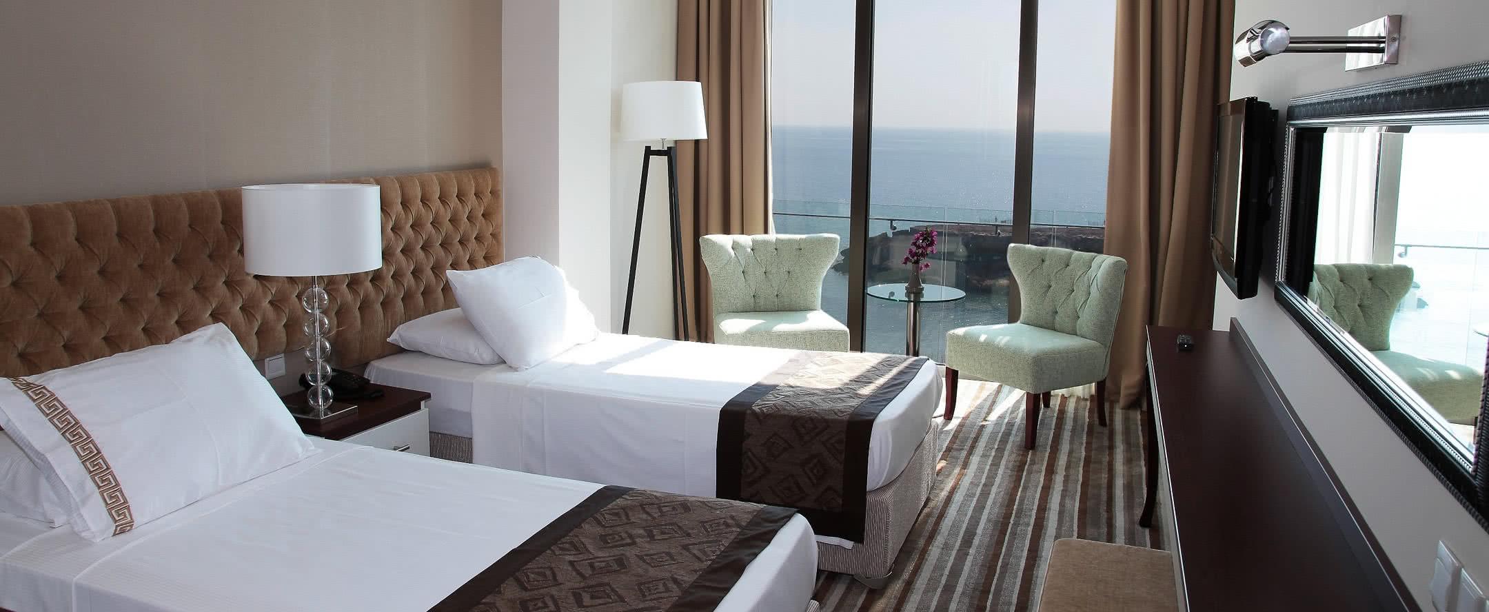 Örnek Standart Oda - Deniz Kızı Hotel