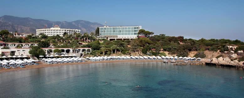 Otel Görünümü - Deniz Kızı Hotel
