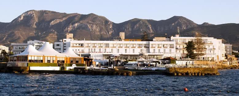 Otel Görünümü - Dome Hotel