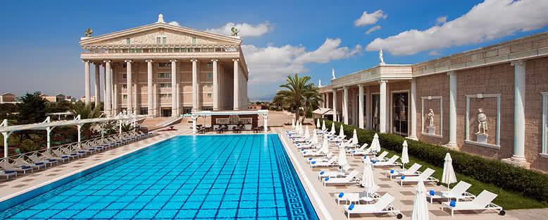 Otel Görünümü - Kaya Artemis Resort
