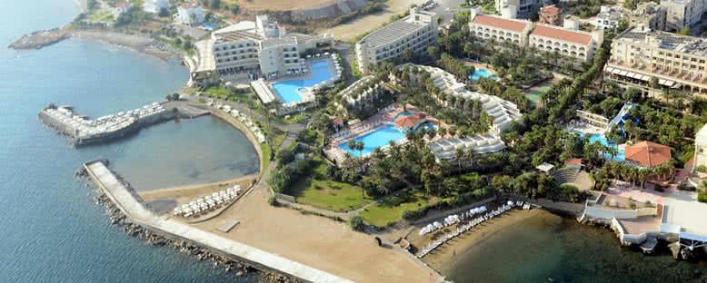 Otel Görünümü - Oscar Resort Hotel