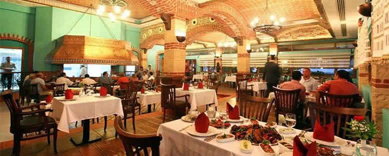 Ottoman Restaurant - Merit Crystal Cove Hotel & Casino