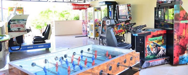 Oyun Alanı - Riverside Garden Resort