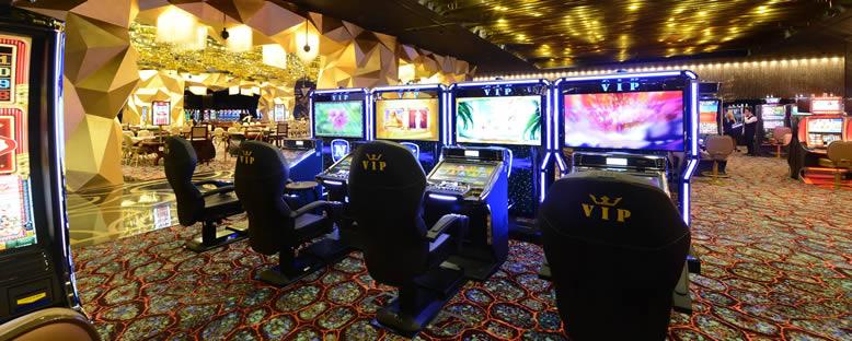 Oyun Makineleri - Elexus Hotel