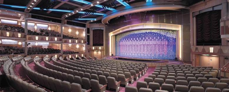 Palace Theatre - Explorer of the Seas