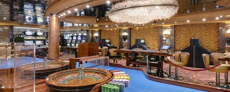 Palm Beach Casino - MSC Armonia