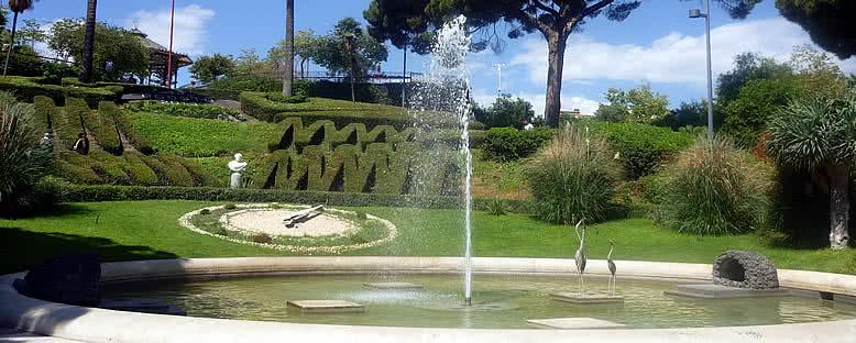 Parklar - Catania