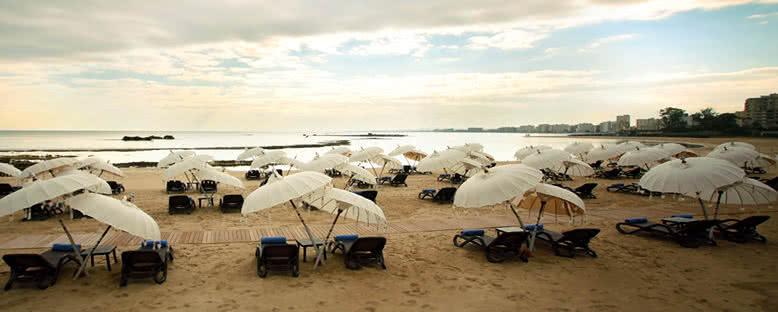 Plaj - Arkın Palm Beach Hotel