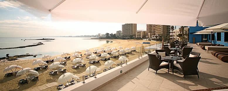 Plaj ve Cafe - Arkın Palm Beach Hotel