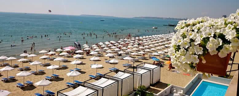 Plaj Manzarası - Sunny Beach