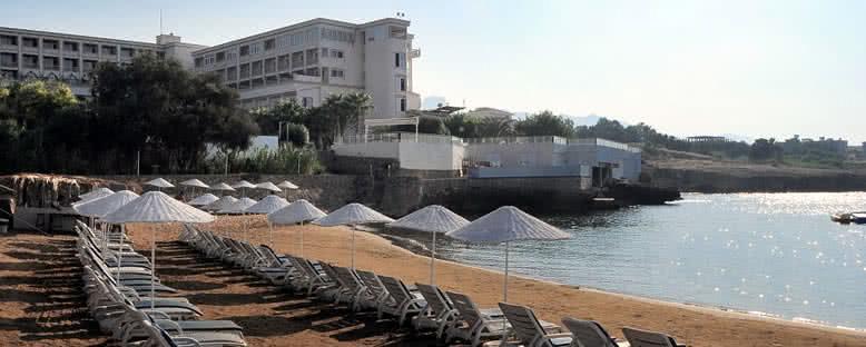 Plaj - Oscar Resort Hotel