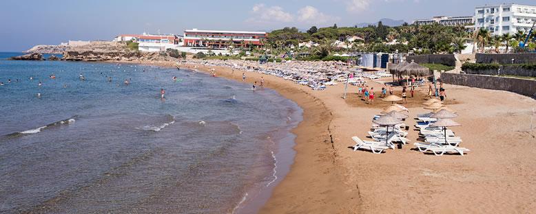 Plajlar - Acapulco Resort Hotel