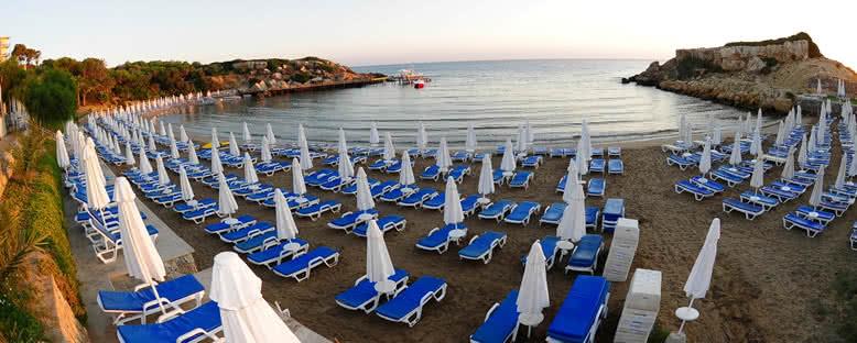Plajlar - Deniz Kızı Royal Hotel