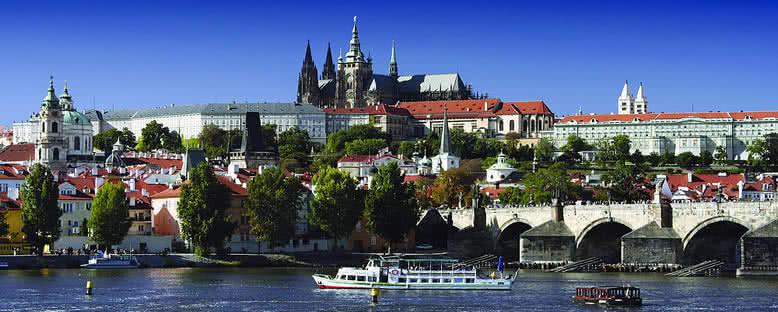 Hradcany Kale Bölgesi - Prag