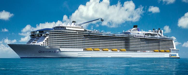 Quantum of the Seas Cruise Gemisi - Quantum of the Seas