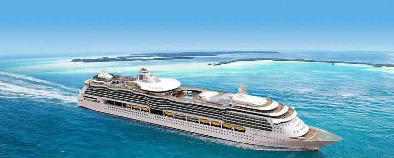Radiance of the Seas Cruise Gemi Turu