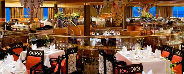 Rembrandt Yemek Salonu - Eurodam