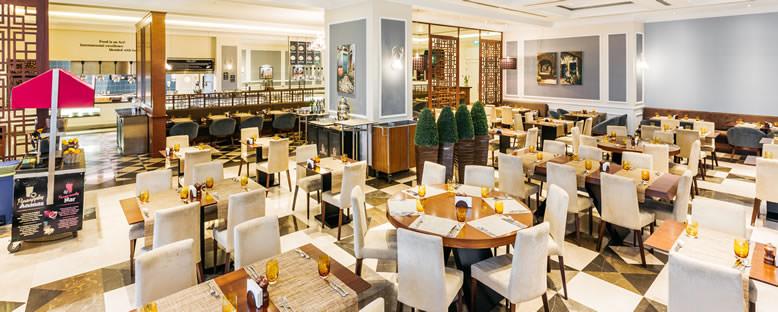 Restoran Alanı - Lord's Palace Hotel