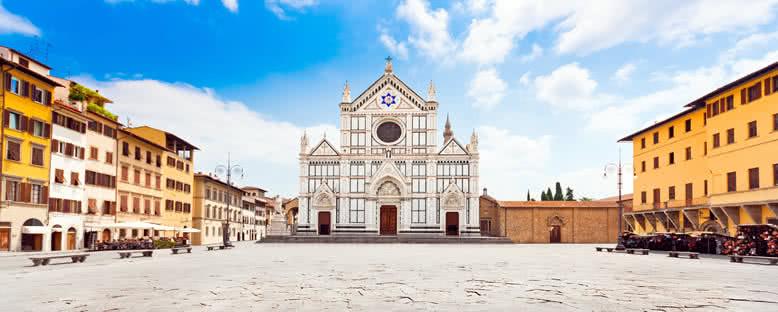 Santa Croce Bazilikası - Floransa