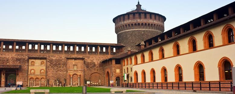 Sforza Şatosu - Milano