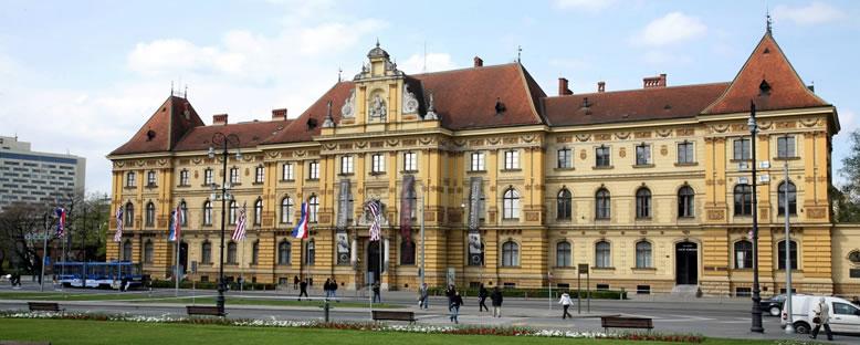 Sanat Müzesi - Zagreb