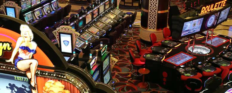 Şans Oyunları - Merit Royal Hotel & Casino