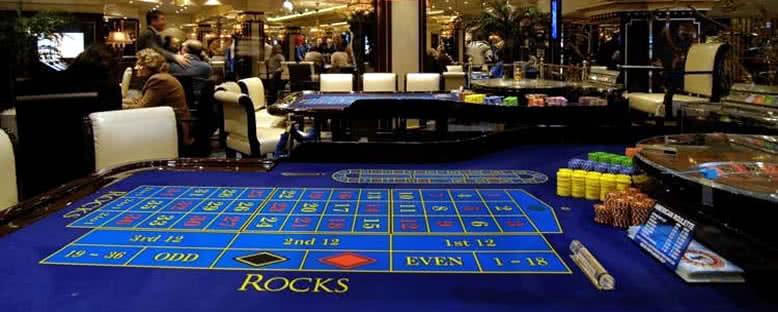 Şans Oyunları - Rocks Hotel