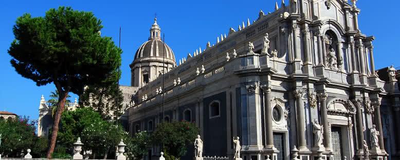 Sant'Agatha Katedrali - Catania