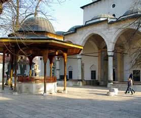 Saraybosna başçarşı