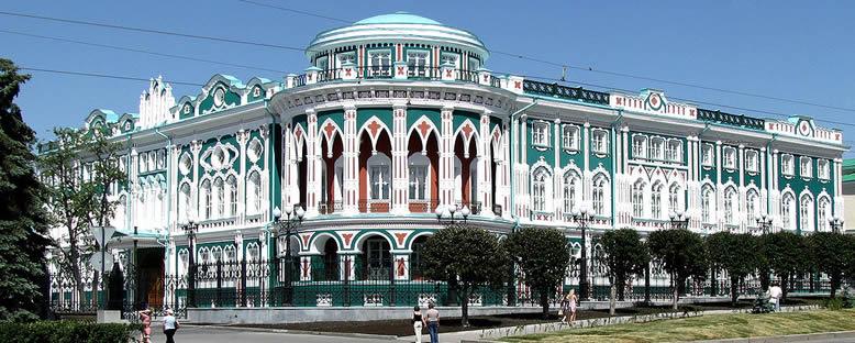 Sevastjanov Evi - Ekaterinburg