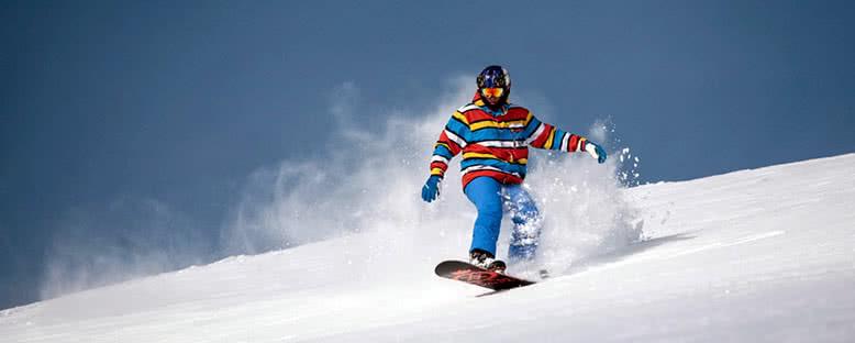 Snowboard - Kolaşin