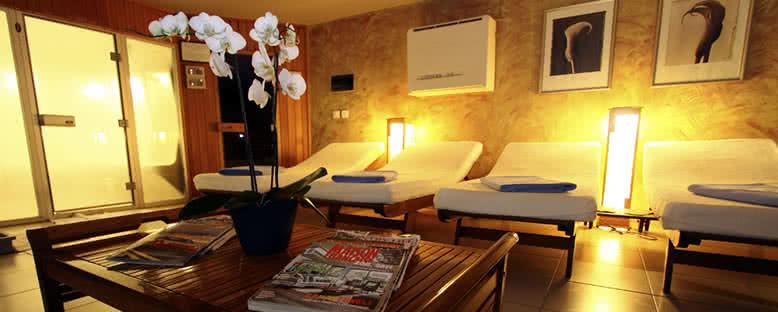 SPA Alanı - The Arkın Colony Hotel