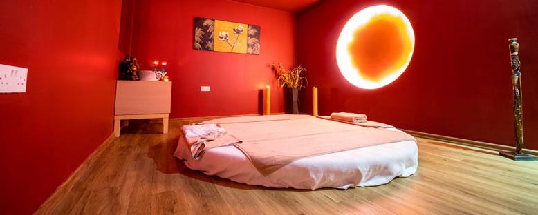 SPA Alanı - Salamis Bay Conti Hotel