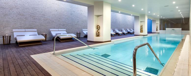 SPA Havuzu Bölümü - Acapulco Resort Hotel
