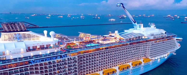 Spectrum of the Seas Cruise Gemisi