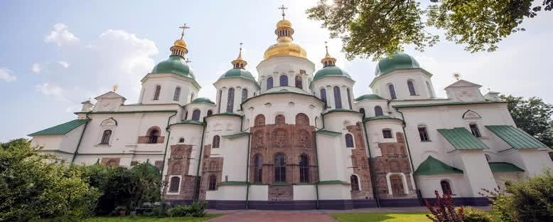 St. Sophia Katedrali - Kiev