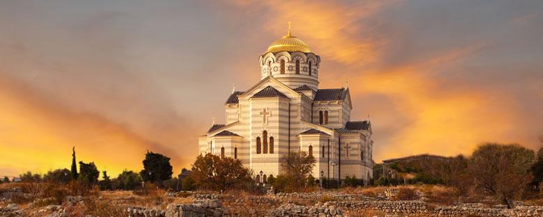 St. Vladimir Katedrali - Sivastopol