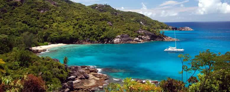 Ste. Anne Marine Ulusal Parkı - Seyşeller