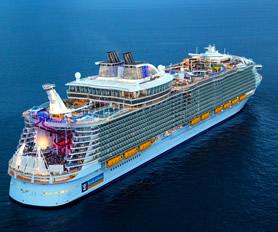 Symphony of the Seas ile Karayipler