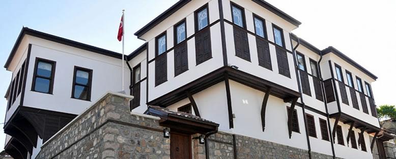 Tahir Paşa Konağı - Mudanya
